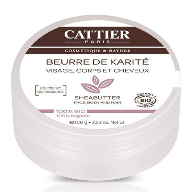 Sheabutter / Karité - BIO