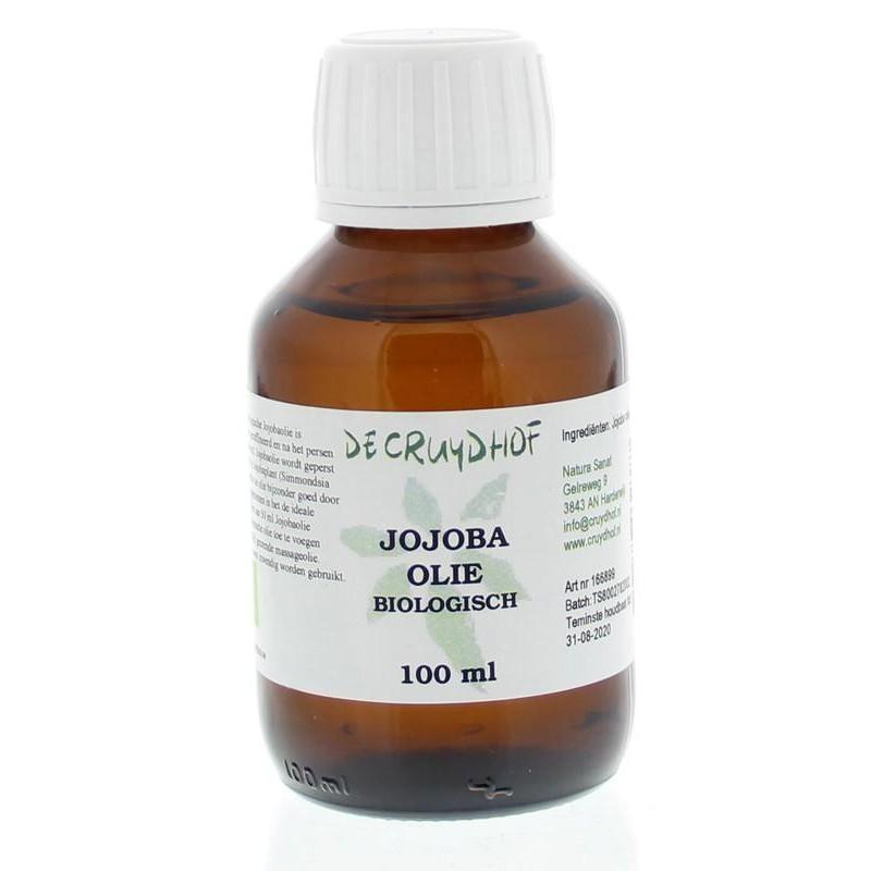 Jojoba olie - biologisch & koudgeperst