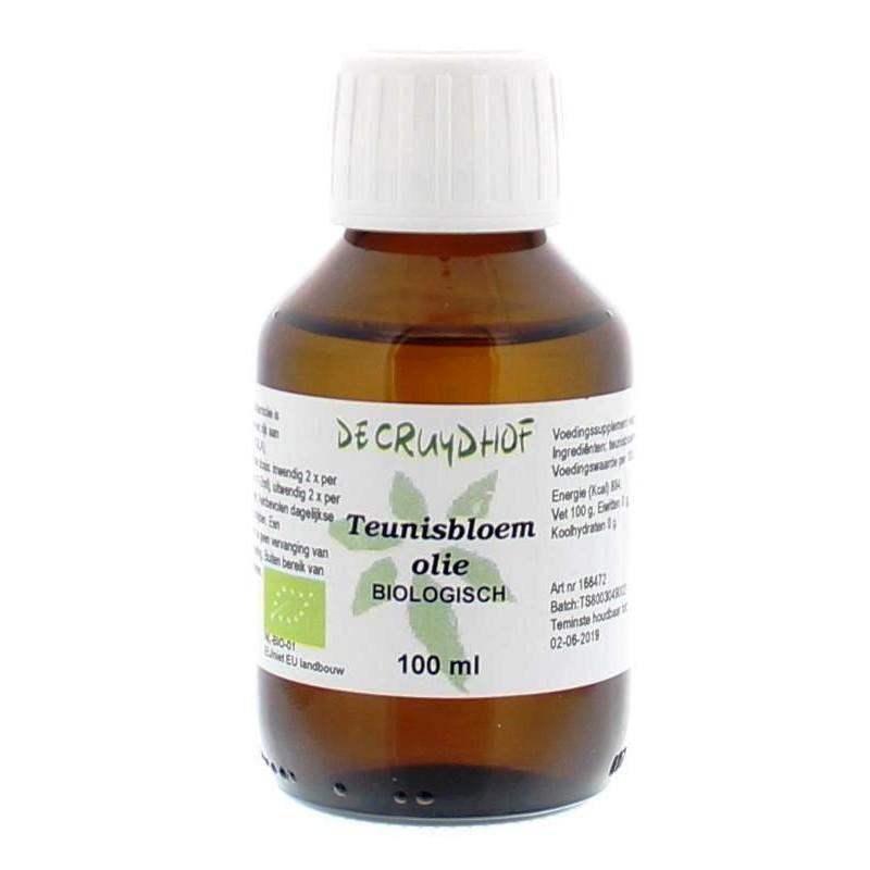 Teunisbloemolie - Biologisch