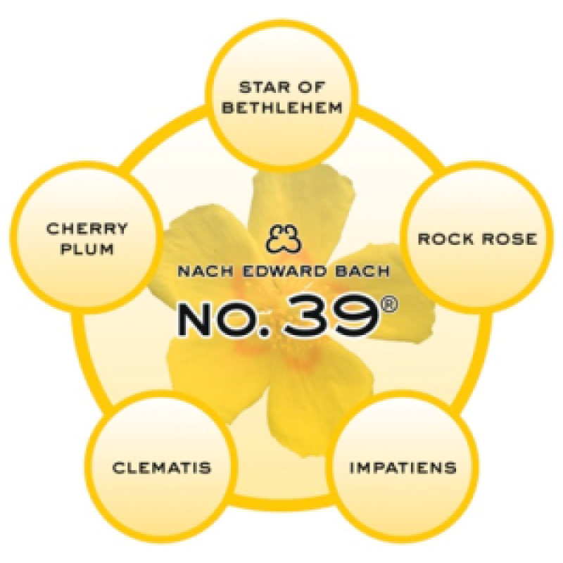 No. 39 Cream Original Bach Flower