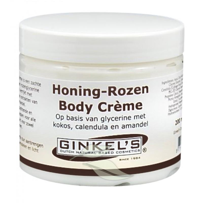Honing-Rozen Body Crème