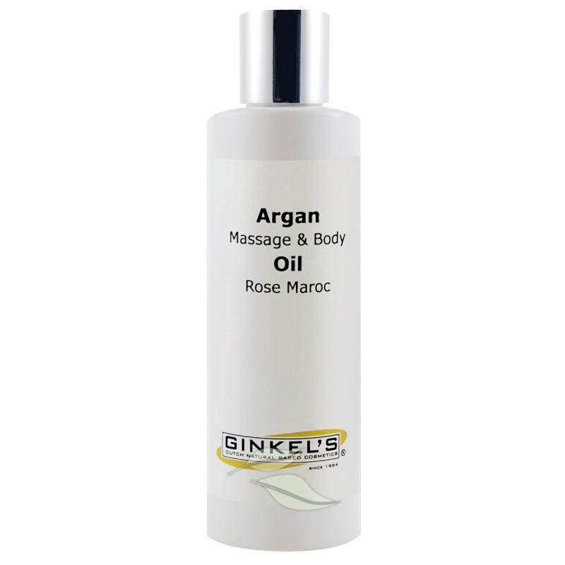 Massage & Body Argan Rose Maroc
