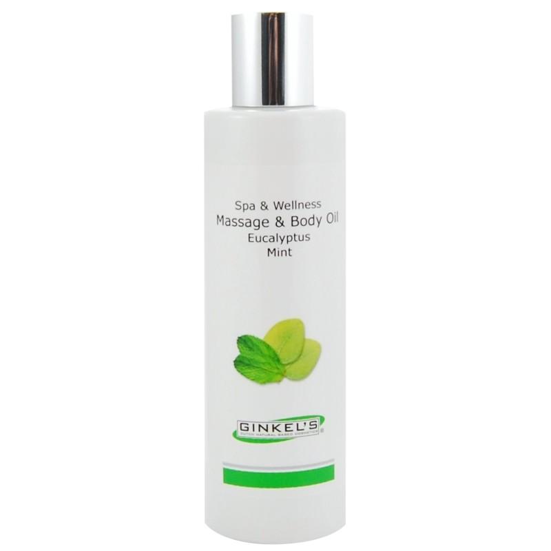 Massage & Body Eucalyptus Mint