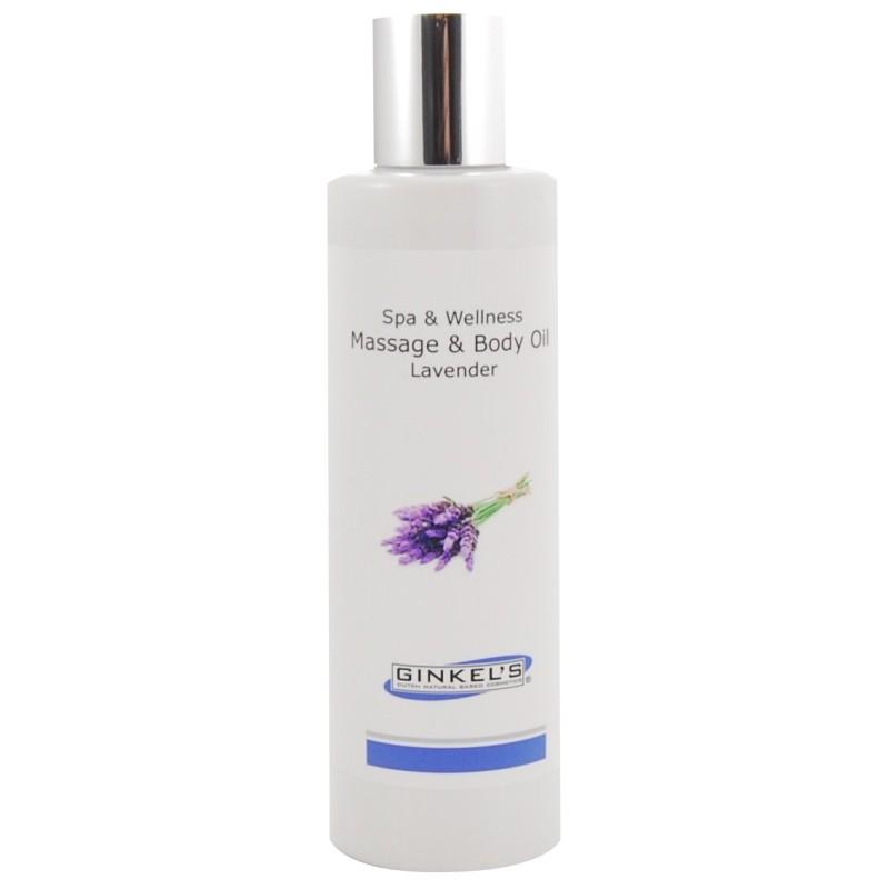 Massage & Body Lavendel