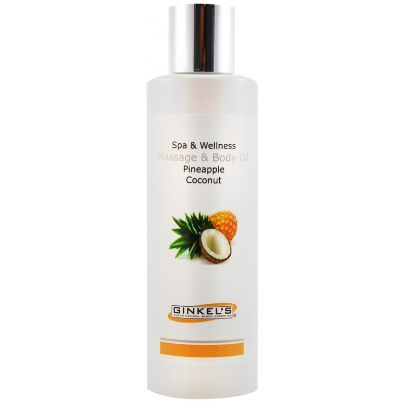 Massage & Body Pineapple Coconut