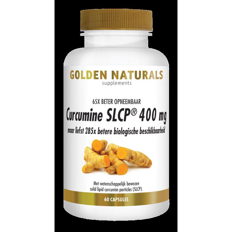 Curcumine SLCP® 400 mg - Geelwortel