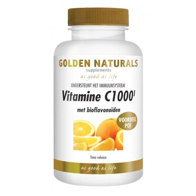 Vitamine C1000 - met Bioflavonoïden