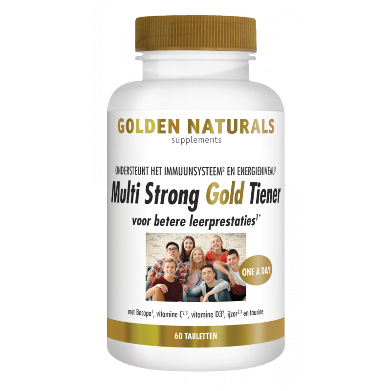 Multi Strong Gold TIENER