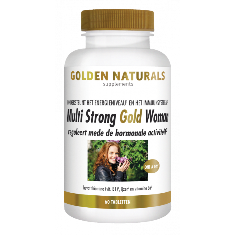 Multi Strong Gold WOMAN