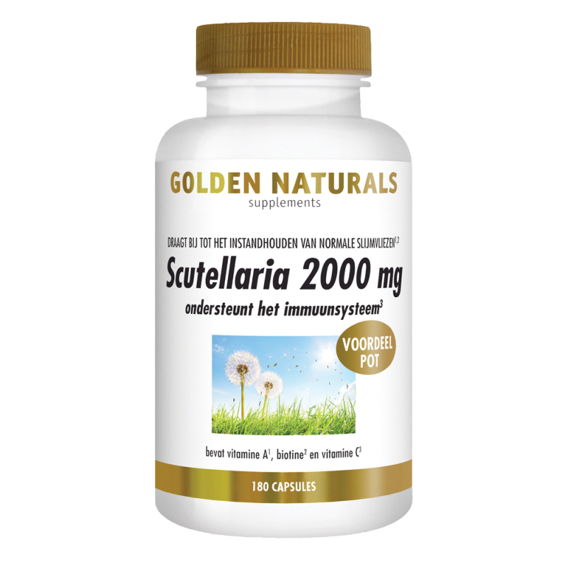 Scutellaria 2000 mg.