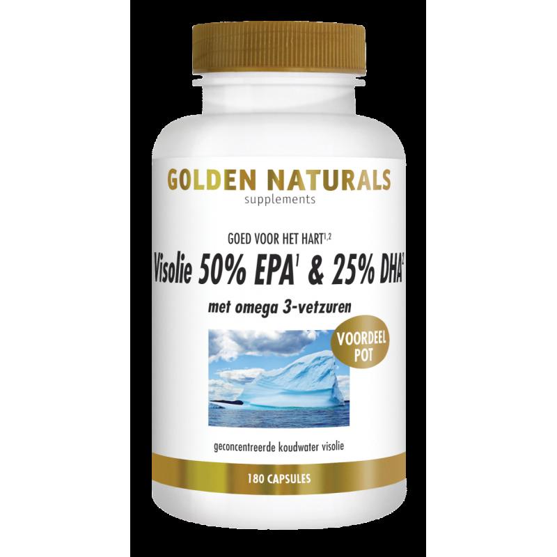Visolie  50% EPA & 25% DHA