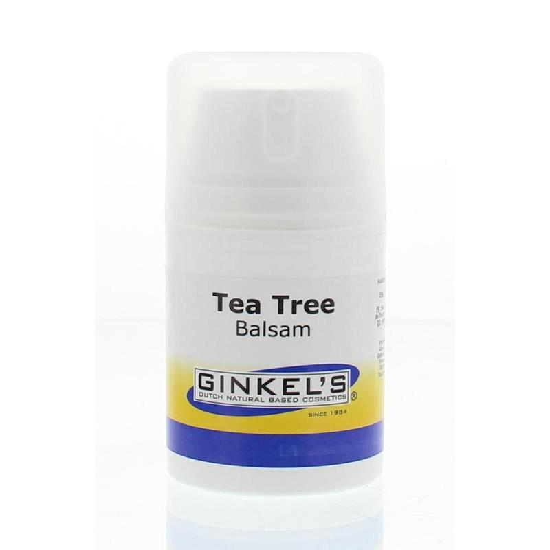Tea Tree Huidbalsem Extra Sterk