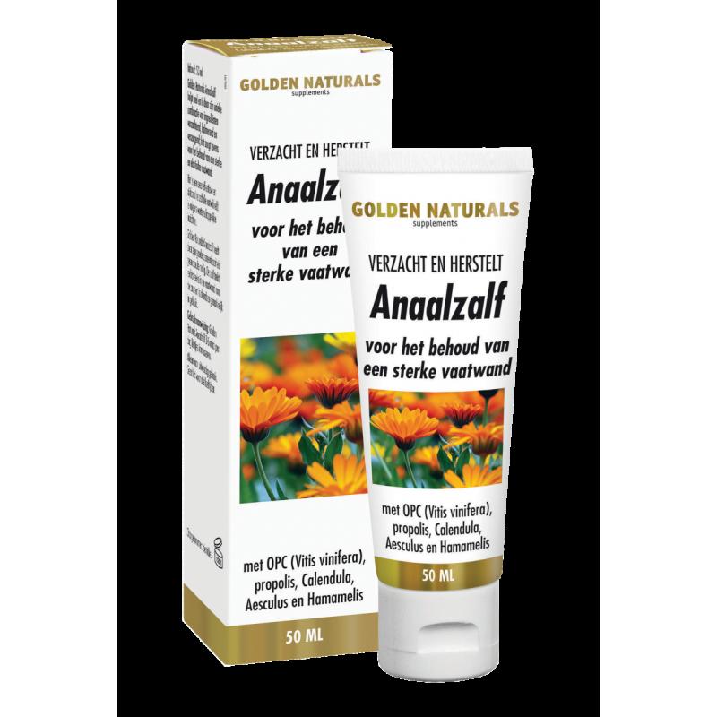 Anaalzalf - Golden Naturals
