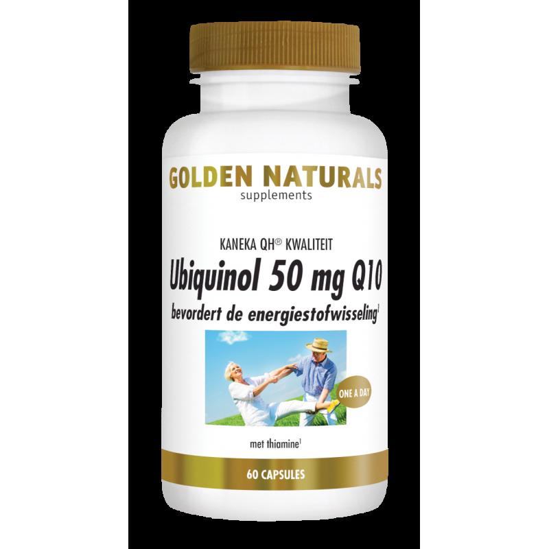 Q10 Ubiquinol 50 mg - KanekaQH®
