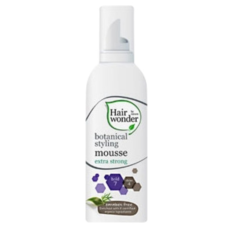 Botanical Styling Mousse extra strong