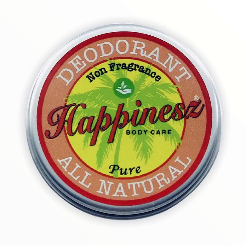 Pure Natuurlijke Deodorant - Happinesz