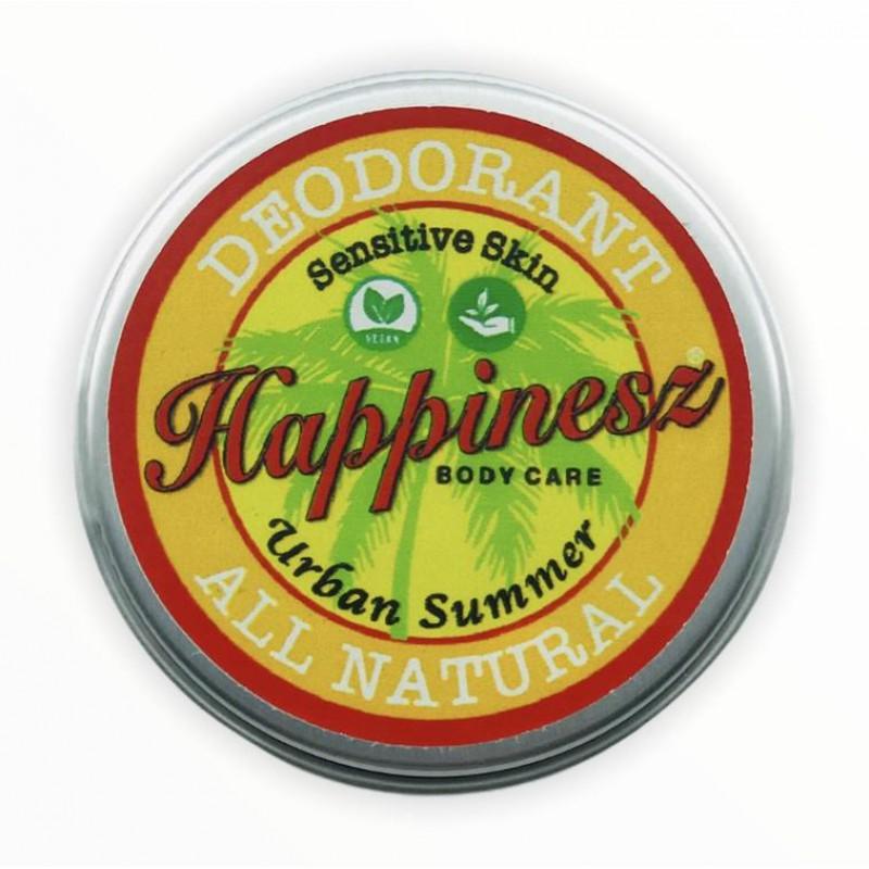 Urban Summer Natuurlijke Deodorant - Happinesz