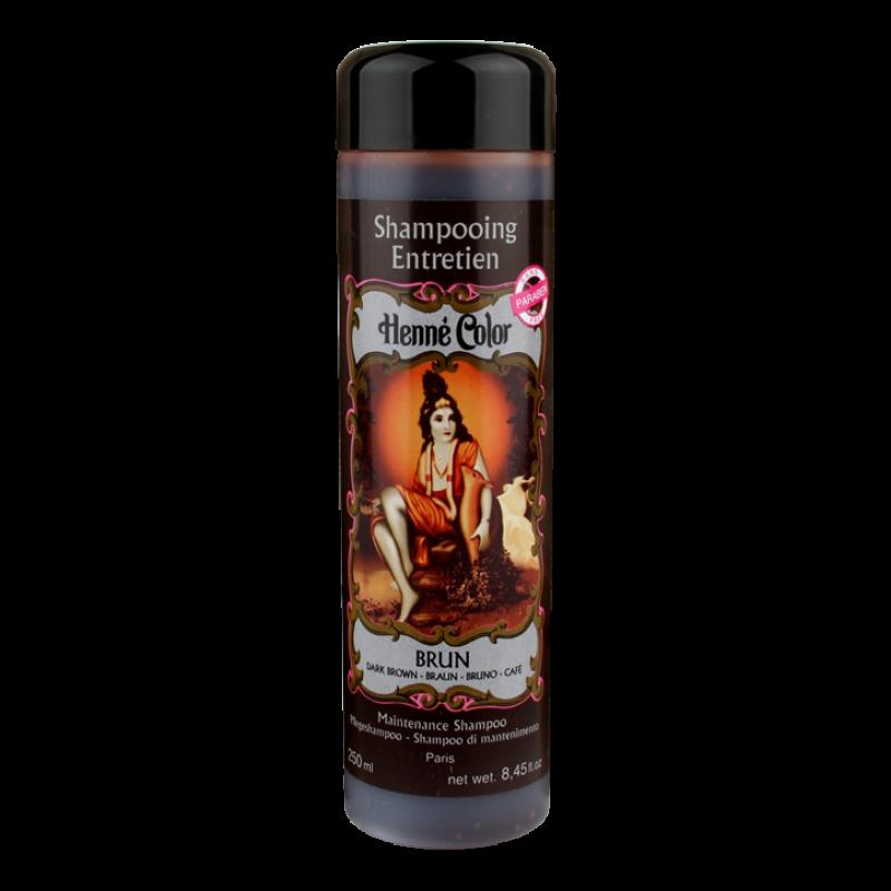 Henna Shampoo -  Entretien