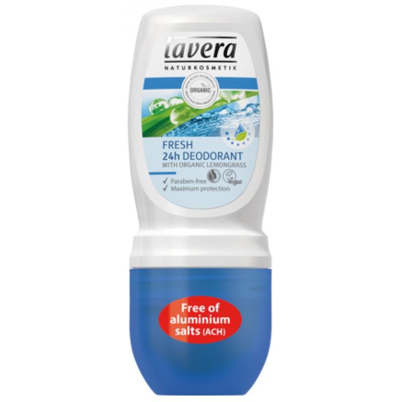 Deodorantroller Fresh 24h - Lemongrass