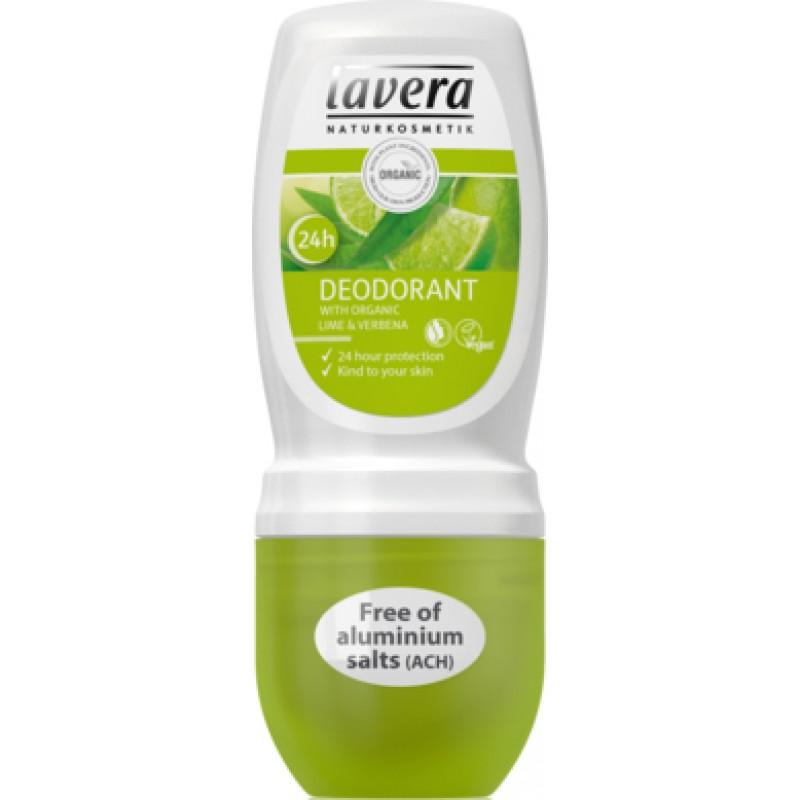 Deodorantroller 24h - Lime & Verbena