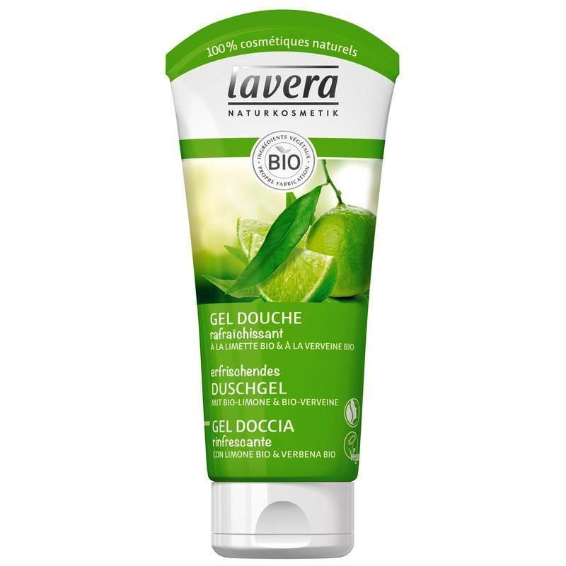 Verfrissende Douche Gel - Lime & Verbena