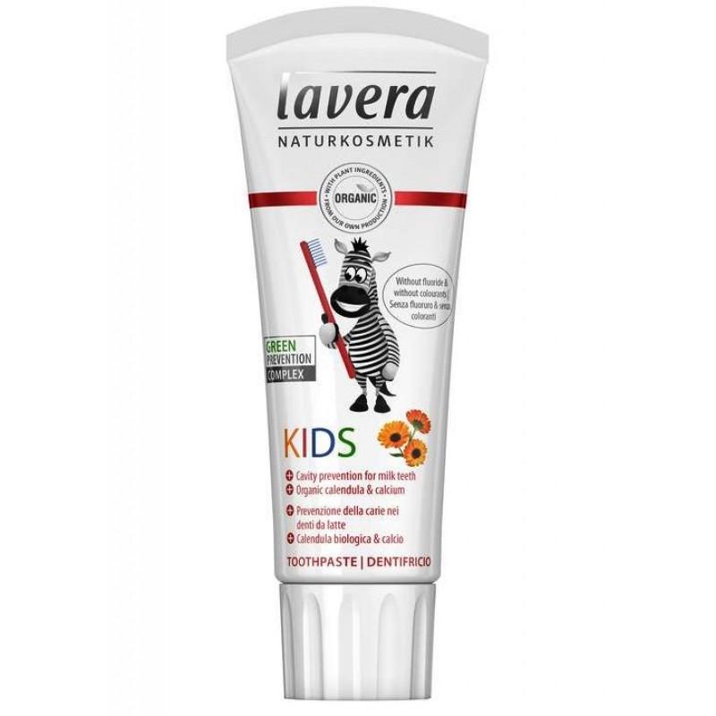 Kid's Toothpaste zonder fluoride