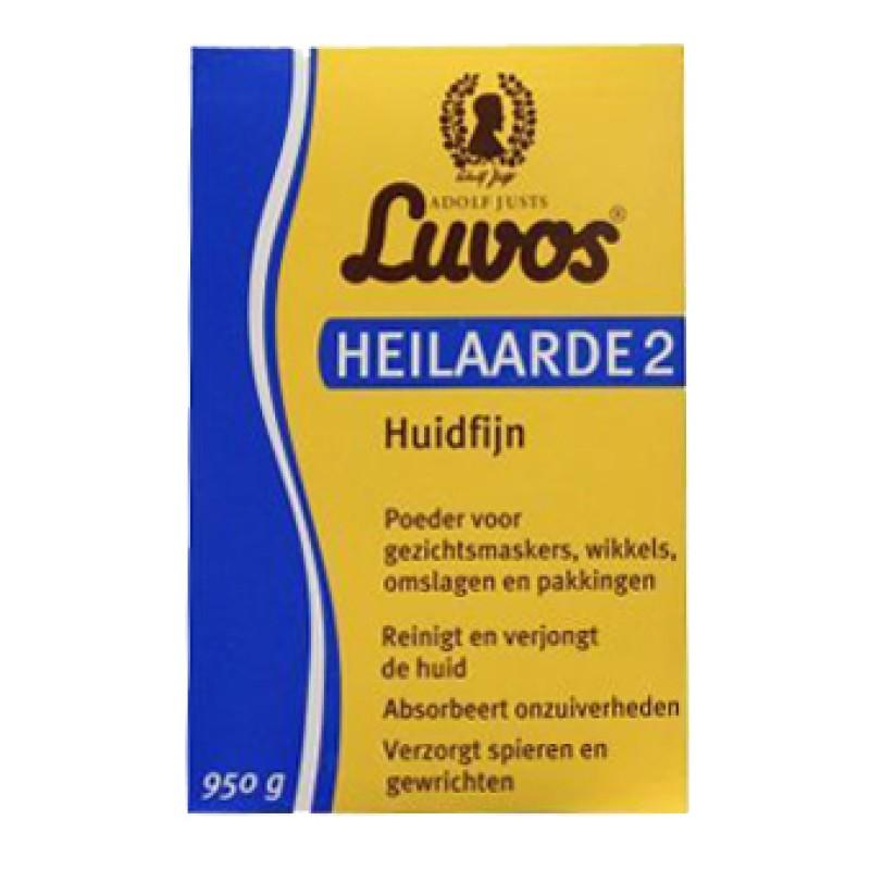 Luvos Heilaarde 2 Huidfijn Uitwendig