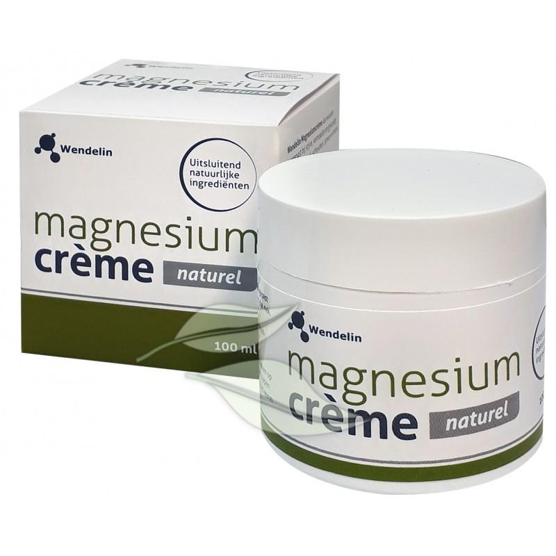 Magnesium Crème Naturel