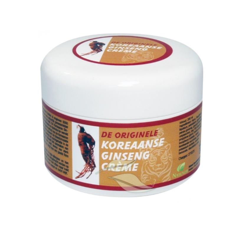 Koreaanse Ginseng Crème