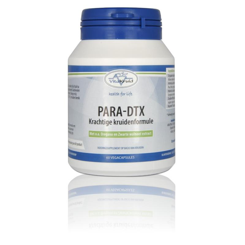 PARA-DTX - Kruidenformule