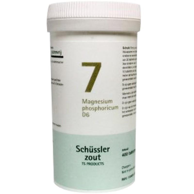Magnesium Phosphoricum D6 - Nr. 7 Schüssler zout