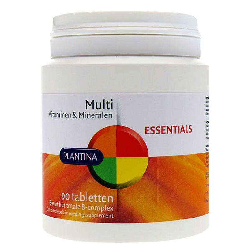 Plantina Multi Essentials