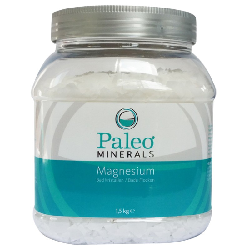 Magnesium Flakes - Badkristallen