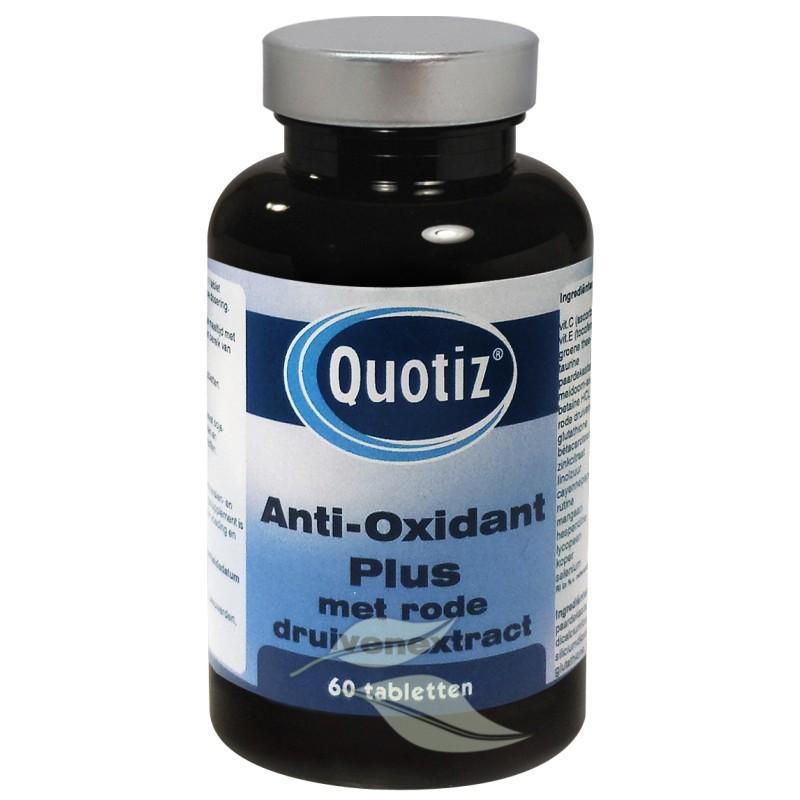 Anti-Oxidant Plus