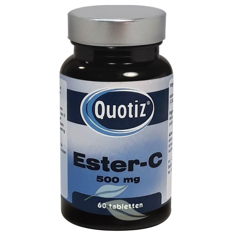 Ester Vitamine C 500 mg