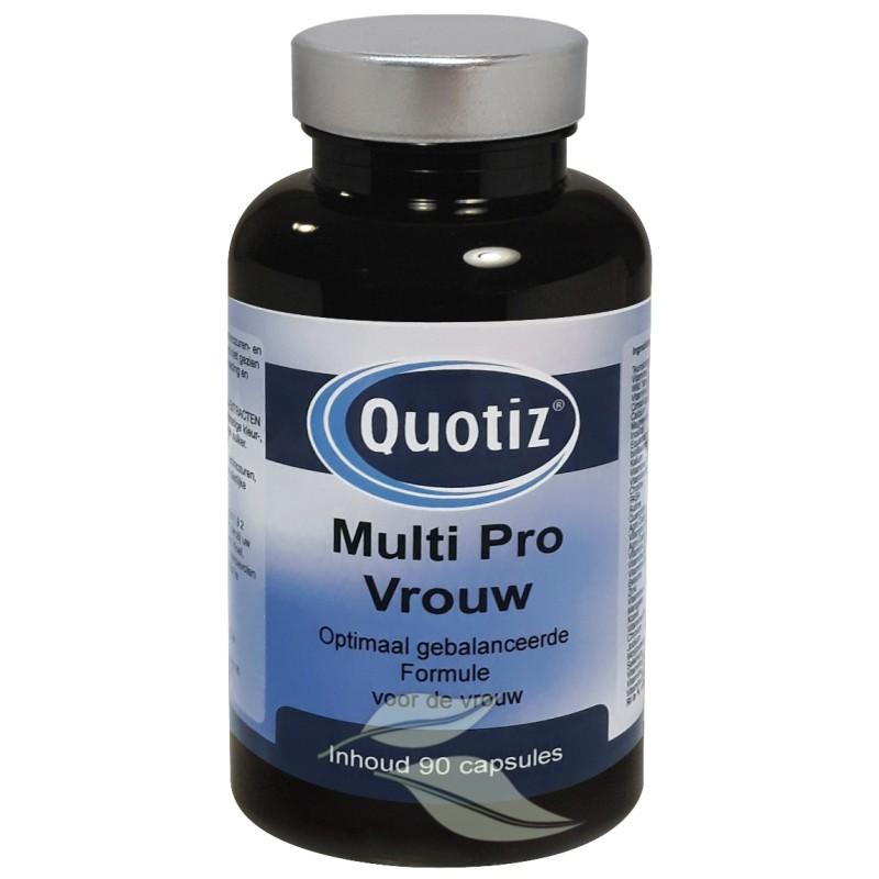 Multi Pro Vrouw
