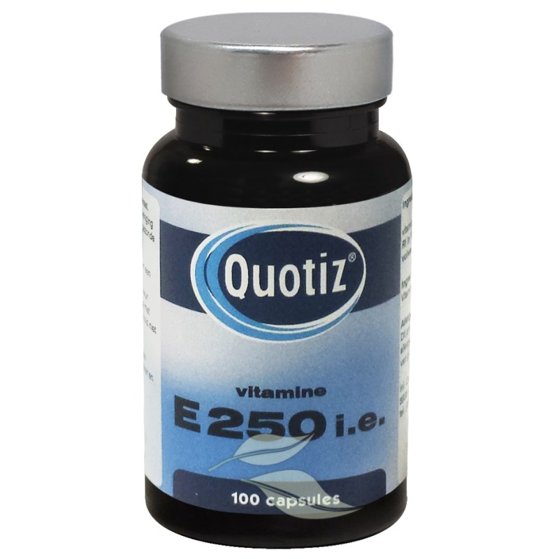 Vitamine E - 250IE