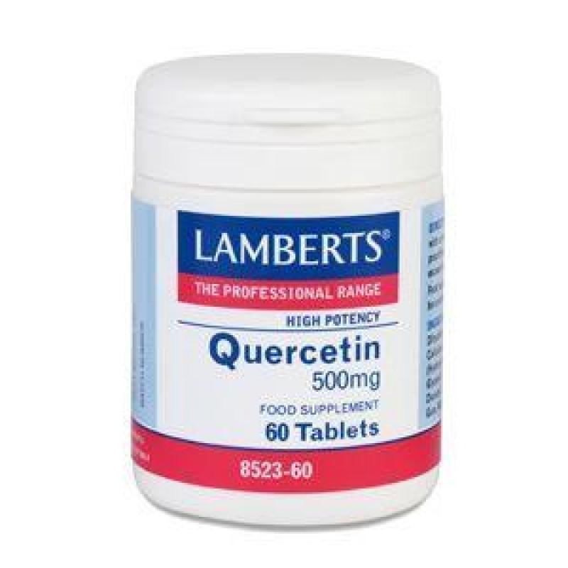 Quercetine 500 mg - Lamberts