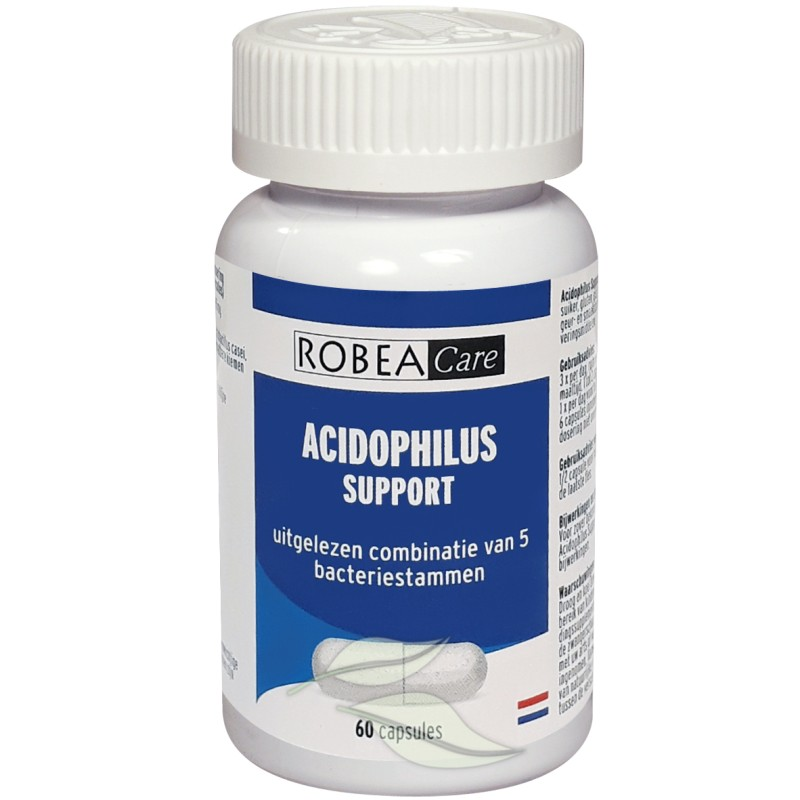 Acidophilus Probiotica Support