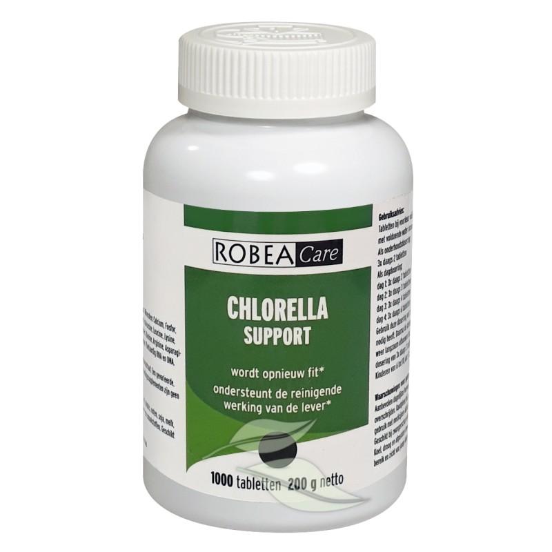 Chlorella Support