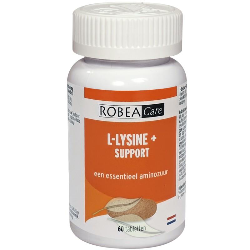 L-Lysine+ Support