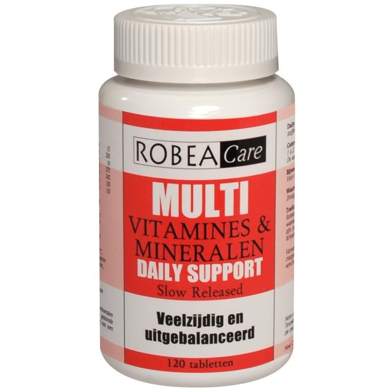 Multi Daily Support - Vitamines & Mineralen