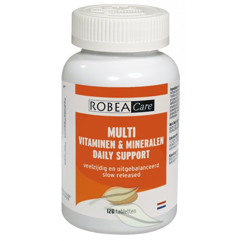 Multi Daily Support - Vitamines & Mi...