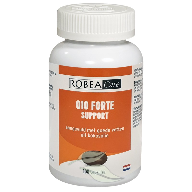Q10 Forte Support - Kokosolie