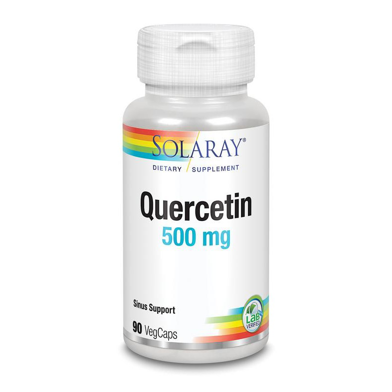 Quercetine 500 mg - Solaray