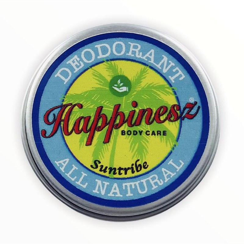 Suntribe Natuurlijke Deodorant - Happinesz