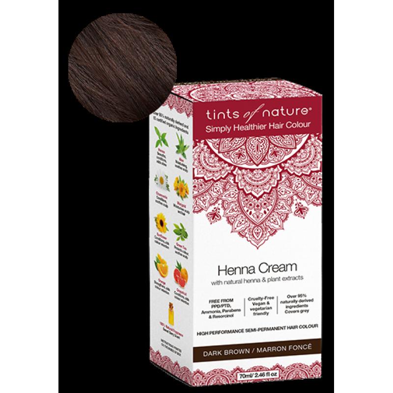 Henna Cream - Tints of Nature
