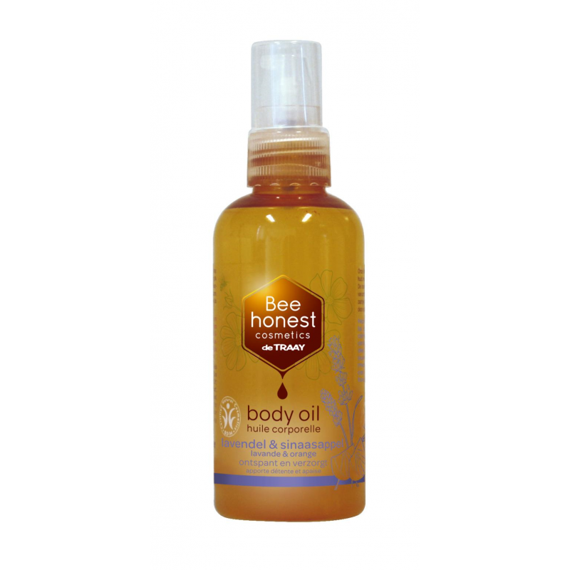 Body Oil - Lavendel & Sinaasappel