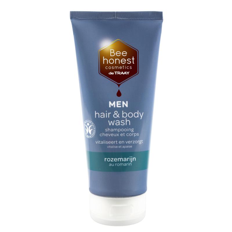 Men Hair & Body Wash Rozemarijn