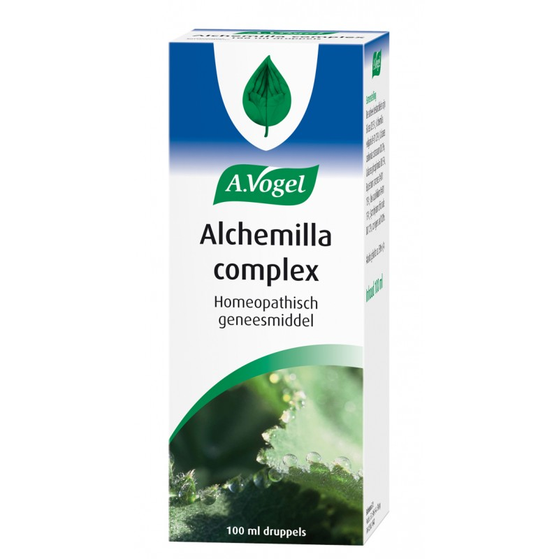 Alchemilla Complex